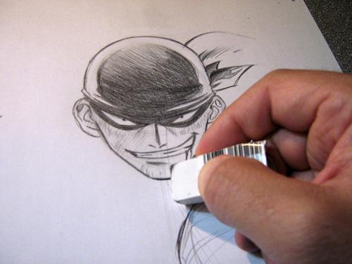 apprendre a dessiner zoro dans one piece