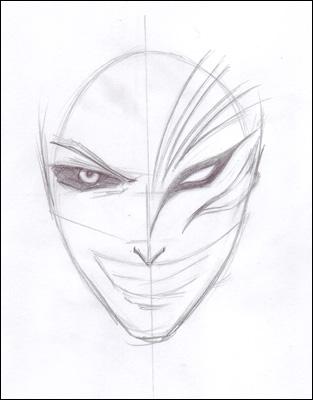 comment dessiner ichigo