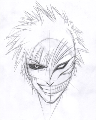 Gut gemocht Rachius.com - Comment dessiner Ichigo Hallow Transformer FO58
